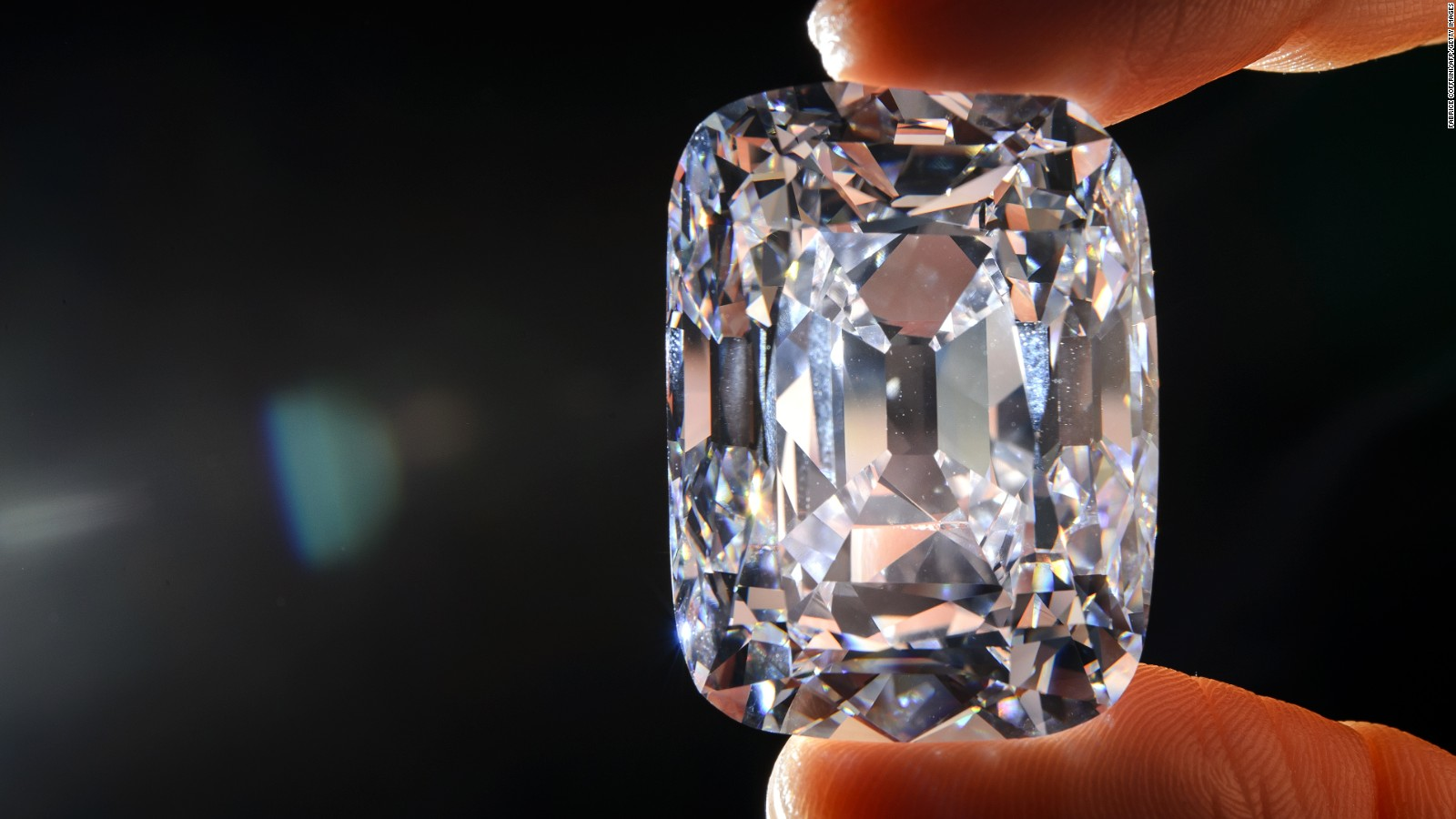 6db5ab517310 World s most expensive diamond goes for  48.4m - pictures - CNN Style