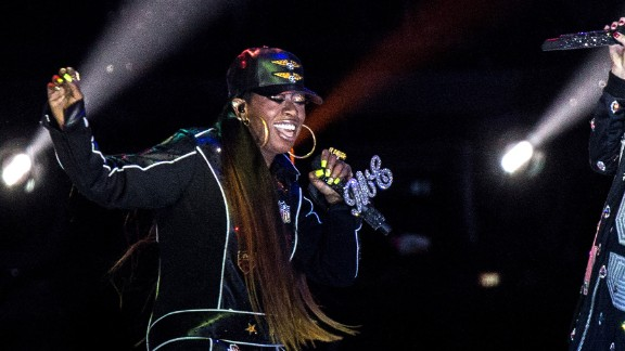 "Rapper Missy Elliott's superstition is an oldie but a goodie: ""If a black cat walks in my path, I will immediately turn around and go home, even if I am on my way somewhere,"" Elliott told Jet Magazine."