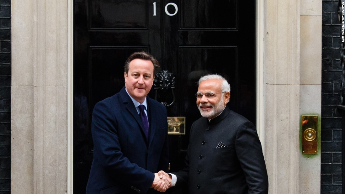Modi's visit is the first by any Indian Prime Minister since 2006.