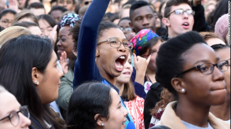Don't be too quick to judge Yale protesters (Opinion) - CNN