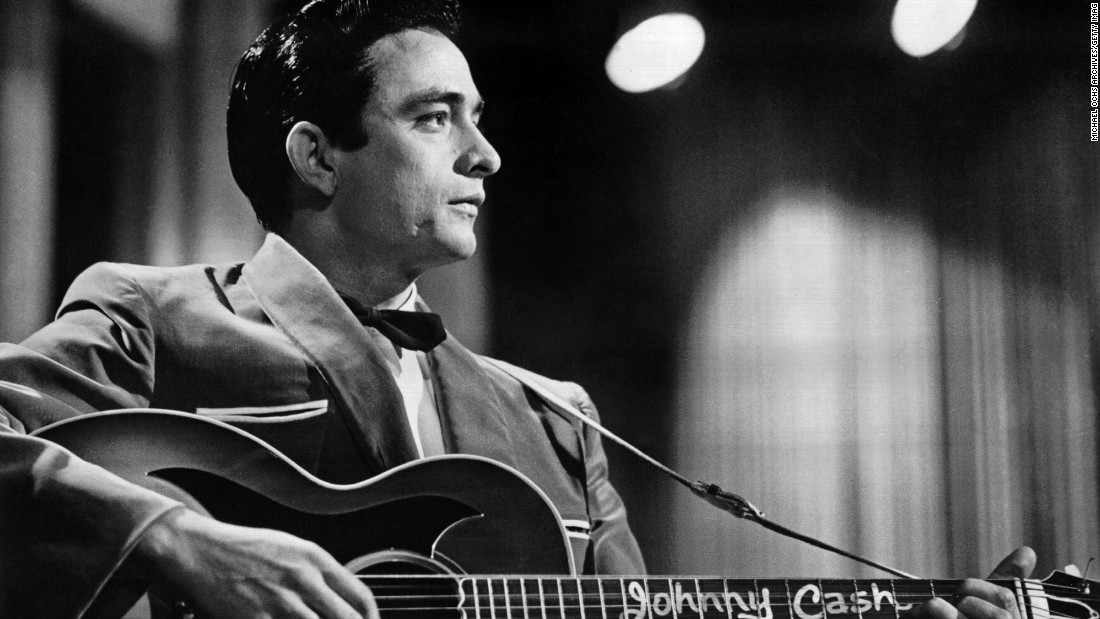 "Johnny Cash was another of Phillips' leading talents. His first hit, ""Cry! Cry! Cry!"" established him, and then ""Folsom Prison Blues"" and ""I Walk the Line,"" from 1955 and 1956, made him a star. Cash also left Sun in 1958, embarking on a long career on Columbia."