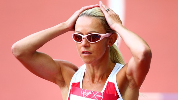 British runner Jenny Meadows estimates proven cheats have cost her six or seven medals at major championships and a loss of around $200,000 in earnings.