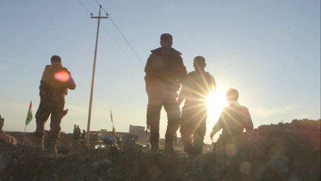 The importance of Sinjar in the fight against ISIS
