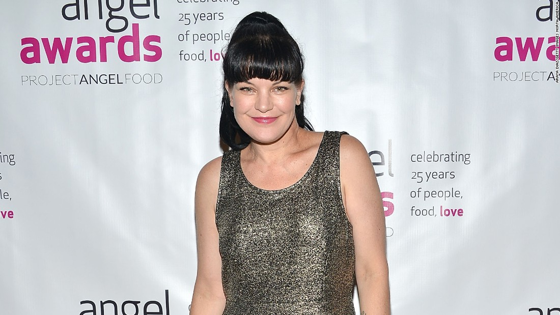 Pauley Perrette Ncis Star Hits Streets For Homeless Cnn