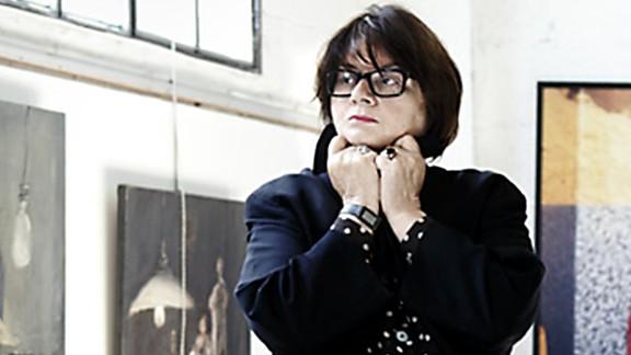 Photographer Françoise Huguier