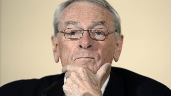 """Former World Anti-Doping Agency (WADA) president Dick Pound led an independent commission which examined allegations of doping, coverups, and extortion in Russian athletics. The report claimed it had uncovered a """"deeply-rooted culture of cheating at all levels"""" but it was dismissed by Russian Anti-Doping Agency (RUSADA) director Nikita Kamaev as """"unprofessional, illogical and declarative."""" Russian President Vladimir Putin said the country will conduct its own investigation while cooperating with global sporting bodies."""