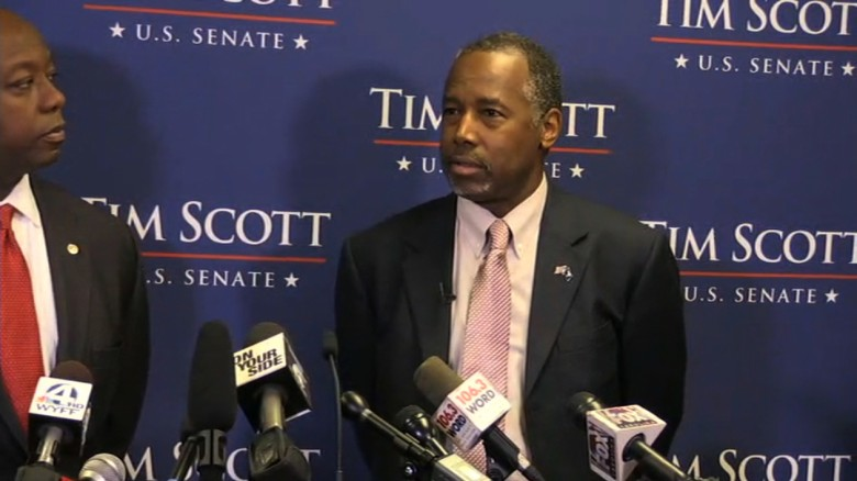Carson: Trump doesn't understand the word 'pathological'