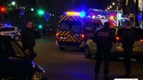 Terrorism analyst: Who could be behind Paris attacks?