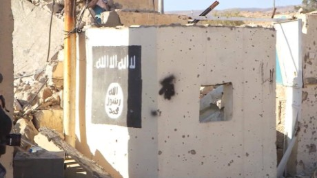 ISIS is fighting to keep control of Sinjar