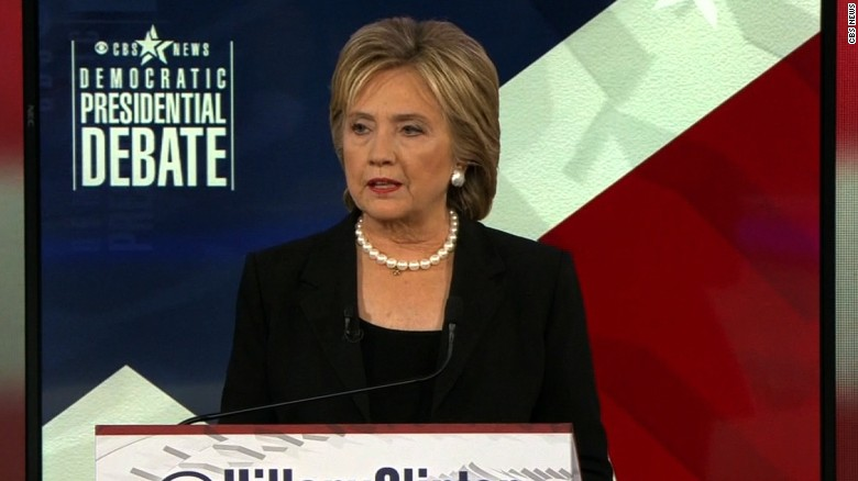 Clinton: ISIS cannot be contained, it must be defeated