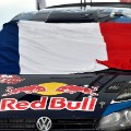 paris attacks red bull rally car