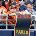 paris attacks chicago bears