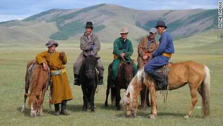 Cultural differences with your Mongolian hosts are often overcome by a shared interest in horses.