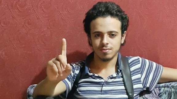 Sources say Bilal Hadfi was one of the three suicide bombers at a stadium in Paris.