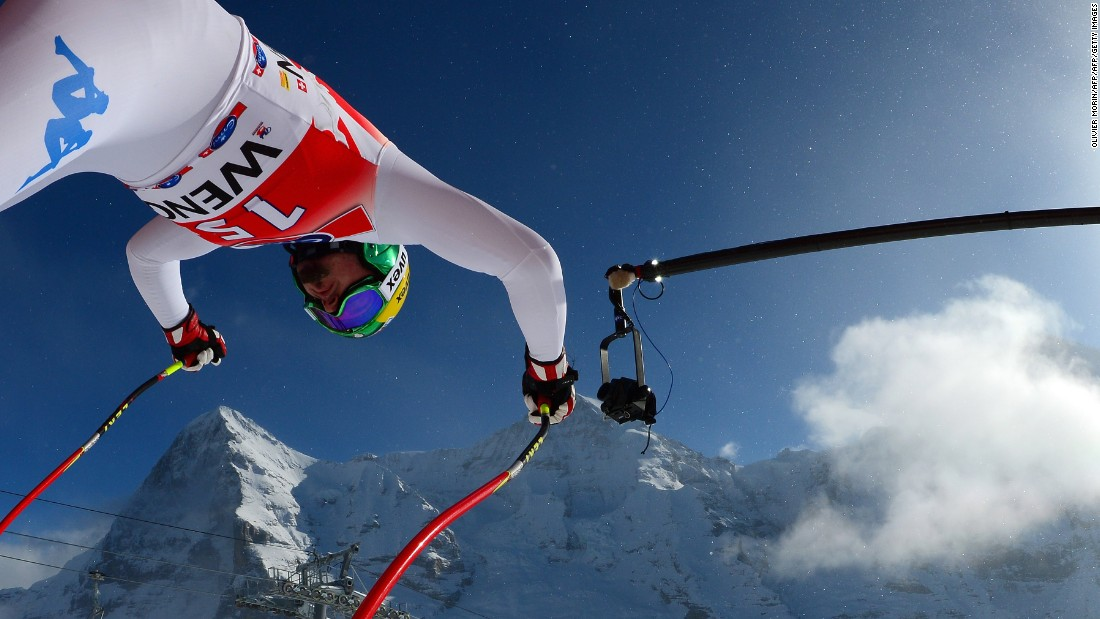 Now 26, he is preparing to take to the start gate of the first downhill of the 2015-16 season in Lake Louise, Canada.