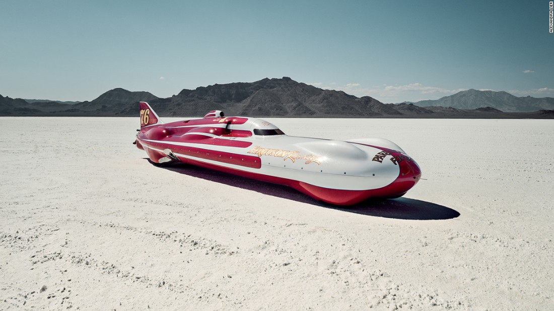 The Bonneville Speedway Welcome To The Fastest Place In The World - Show me the fastest car
