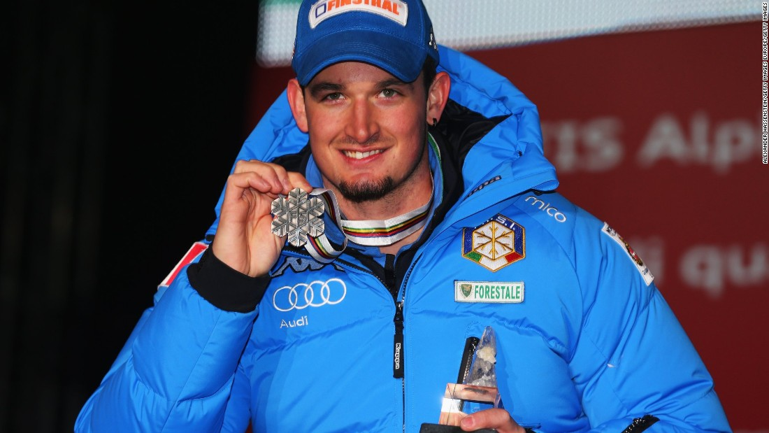 He also picked up a silver medal in the downhill at the 2013 world championships, only for his family to be immersed in tragedy a few months later with the death of his brother Rene.