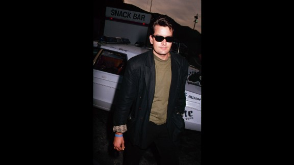 """By the mid-'90s, Sheen was as famous for being a ladies' man as he was for being a leading man. Known as """"the Machine,"""" he dated porn stars, and though Hollywood madam Heidi Fleiss kept the names of her clients secret, Sheen testified during her tax-evasion trial that he'd used her services. He also spent time in rehab and was hospitalized for a drug overdose. """"Pray for my boy,"""" said his father. """"He has appetites that get him into trouble."""""""