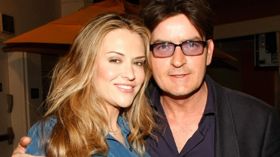 Sheen's third marriage, to actress Brooke Mueller, was also contentious. The two married in 2008 and divorced three years later, time that included Sheen's arrest on suspicion of domestic abuse and rehab stints for both. A custody battle ensued after the divorce, but the two are getting along for now.