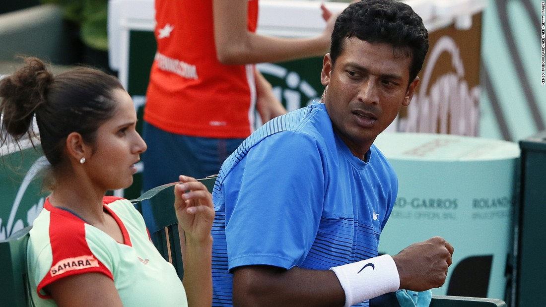 Mirza also enjoyed success in mixed doubles with her former manager, Mahesh Bhupathi. Together they bagged two mixed doubles grand slam crowns.