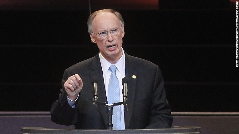 Alabama governor faces possible impeachment