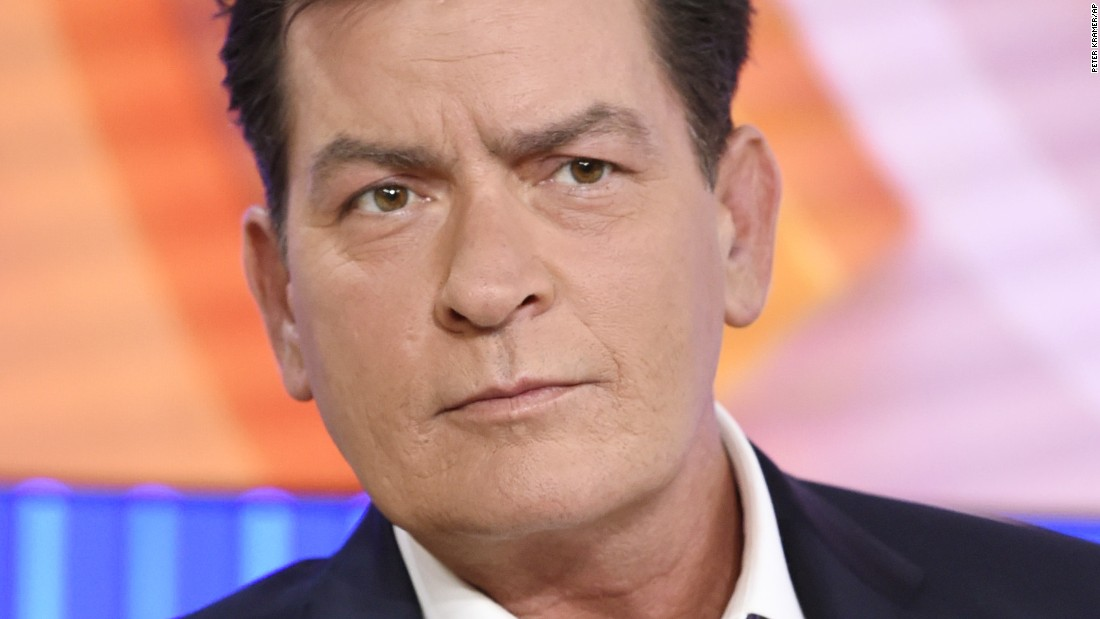 "Actor Charlie Sheen told NBC's ""Today"" show on Nov. 17, 2015 that he was <a href=""http://www.cnn.com/2015/11/17/health/charlie-sheen-health/index.html"">diagnosed as HIV-positive</a> about four years earlier, and that a few people who knew it demanded money from him to keep the secret."