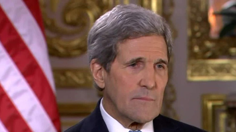 Secretary Kerry: We're going to eliminate ISIS