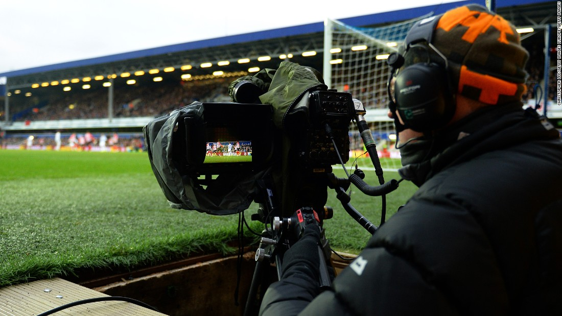 The EPL has become increasingly popular across the world  -- television rights under Scudamore have risen from £1.2 billion for the 2001-04 season to $4.5 billion for the 2013-16 seasons.
