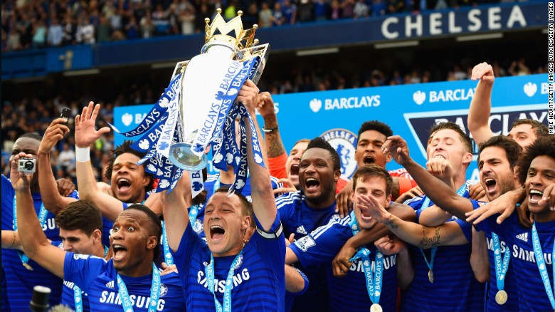 The English Premier League Leads Way When It Comes To Biggest Revenue Generated From Front