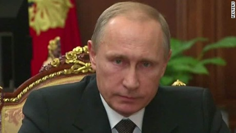 Putin on ISIS: 'We will search for them everywhere'