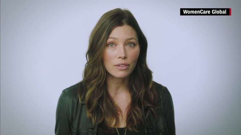 Jessica Biel talks sex in new PSAs