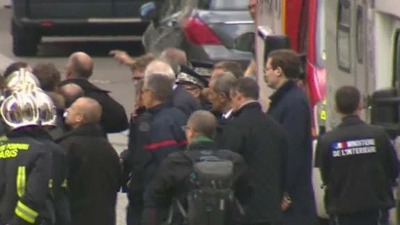 paris police raid winding down pleitgen newday_00002824.jpg