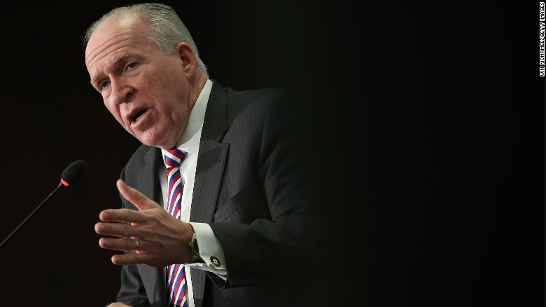 CIA chief says U.S. should strengthen refugee screening