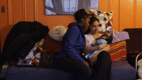 Challenges of giving birth in New York