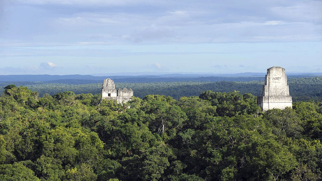 "<strong>Massassi outpost  (Tikal National Park, Guatemala): </strong>These thousand-year-old Mayan ruins came within a whisker of being destroyed by the Death Star in ""A New Hope."" The film sees the temples used as a Rebel base."