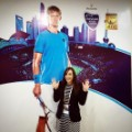 kelsey and kevin anderson tennis instagram