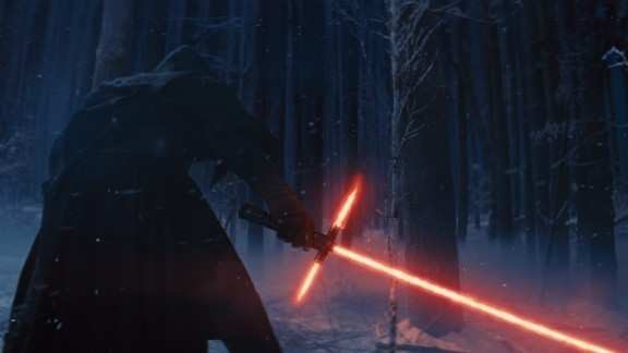 Yeah, it looks cool, but it makes no sense to have crossguards on a lightsaber unless you
