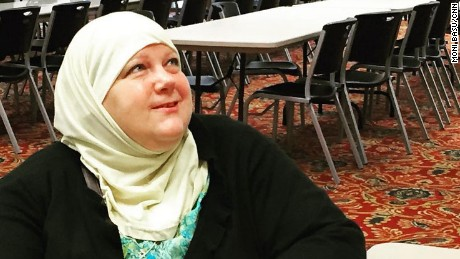 Miriam Amer heads the Council for American Islamic Relations in Iowa. She says the politics of fear is driving the Syrian refugee debate.