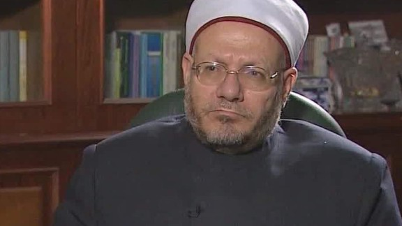egypt grand mufti condemns isis lee dnt_00002219.jpg