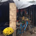 France Calais Jungle shop
