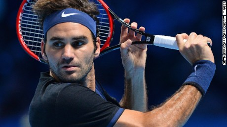 ATP World Tour Finals: Perfect Roger Federer too good for Kei Nishikori