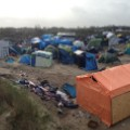 France Calais Jungle whole camp 1