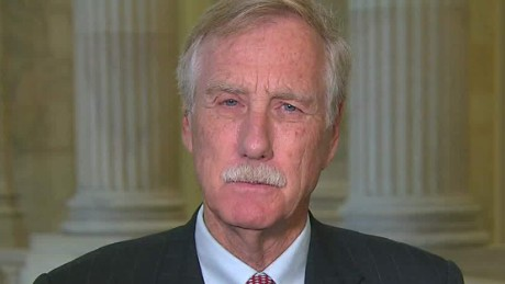 angus king visa waivers intv newday _00032204