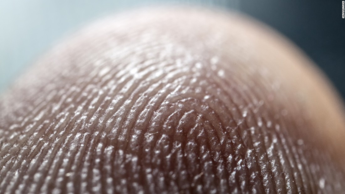 No one else has your exact fingerprints, even your identical twin. How can that be? It's all about the random way you used your fingers while the tips were developing in the womb. The density of your mom's amniotic fluid, how much you move, and your position in the womb are all thought to affect how those unique ridges formed on your fingers.