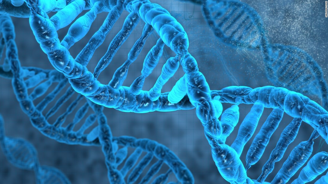 Think of your DNA as four Legos that like to play in pairs along a spiral staircase called a double helix. Those pairs (A and T; C and G) form building blocks of code called genes that become the blueprint for your hair, eyes, body shape and everything else that makes you unique. There are almost 20,000 human genes, created from about 3 billion bases, so it's easy to see why no other human will have the exact same pattern of DNA.