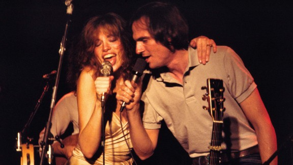 """So many fans want to know who Carly Simon is singing about in her hit song """"You"""