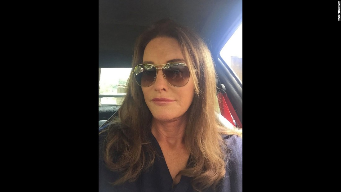 """No #SocialMediaQueen can be crowned without posting a selfie, so here's my first!"" television personality <a href=""https://instagram.com/p/6DTEnvxjPg/"" target=""_blank"">Caitlyn Jenner said on Instagram</a> on Thursday, August 6."