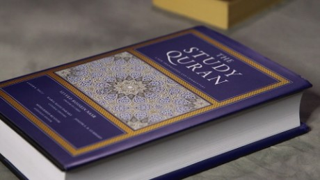 Could this Quran curb extremism?