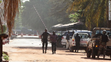 U.N. official: Gunmen had diplomatic plates