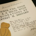 winnie-the-pooh inscription